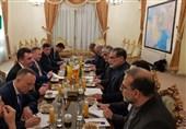 سفر هیئت عالی رتبه اوکراین به ایران و دیدار با شمخانی