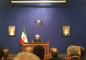 US 'Maximum Pressure' Campaign against Iran Has Failed: Rouhani