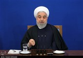روحانی در پاسخ به تسنیم: انتخابات در ایران رقابتی است