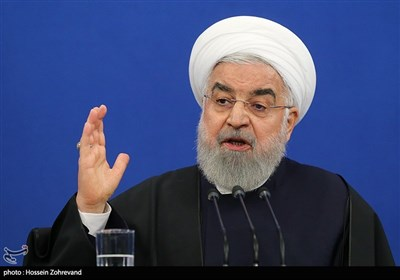 President: COVID-19 Should Not Work as Weapon for Enemies against Iran