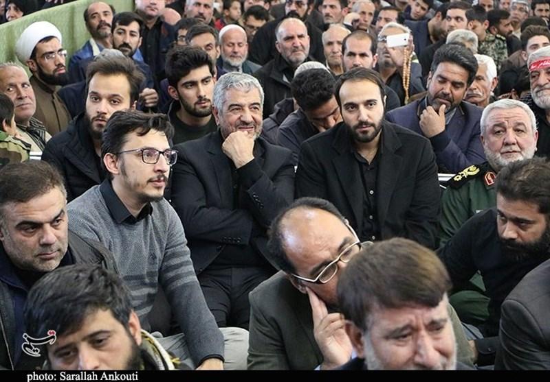 عکسهای اربعین سردار سلیمانی