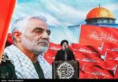 سخنرانی حجتالاسلام سیدابراهیم رئیسی در مراسم اربعین شهادت سپهبد شهید قاسم سلیمانی - کرمان