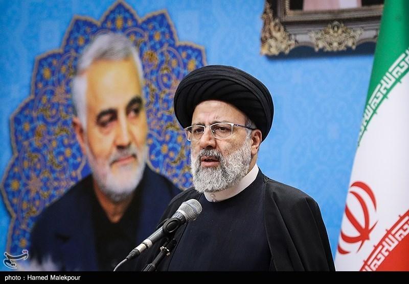 رئیسی: آرمان قدس شریف تا محو رژیم غاصب و احقاق حق مظلومان زنده خواهد ماند