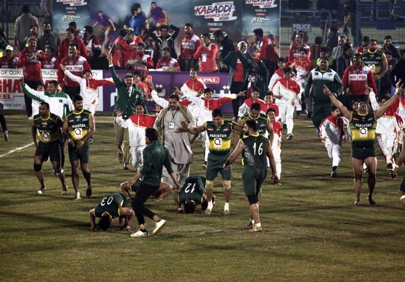 پاکستان کبڈی ورلڈکپ جیت گیا، وزیراعظم کی ٹیم کو مبارک باد