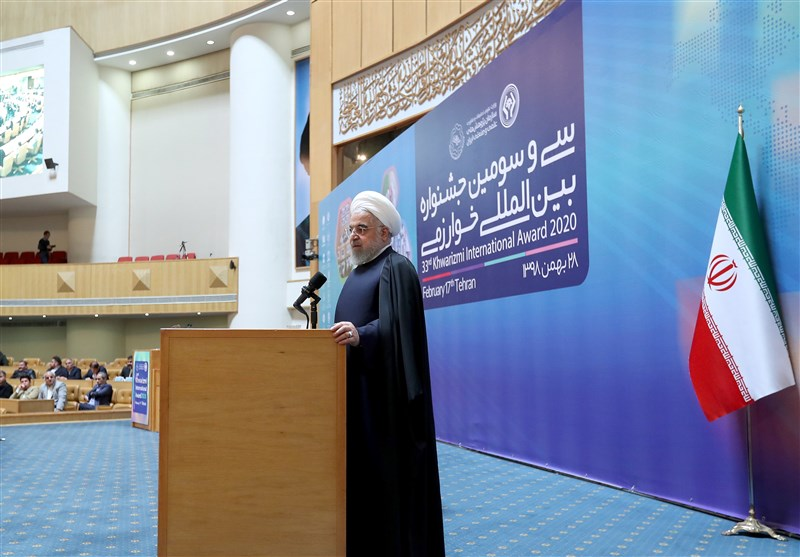 Iran among World's Top Counties in Scientific Growth: President
