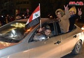 Syrian Residents Celebrate as Aleppo City Fully Cleared of Terrorists (+Video)