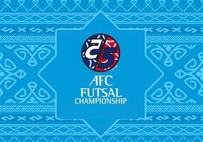 احتمال برگزاری مسابقات فوتسال قهرمانی آسیا در ایران/ درخواست کتبی امروز به AFC ارسال میشود