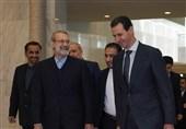سفر منطقهای لاریجانی؛ فاز اقتصادی همکاری با دمشق و پیام حمایت ایران از دولت جدید لبنان