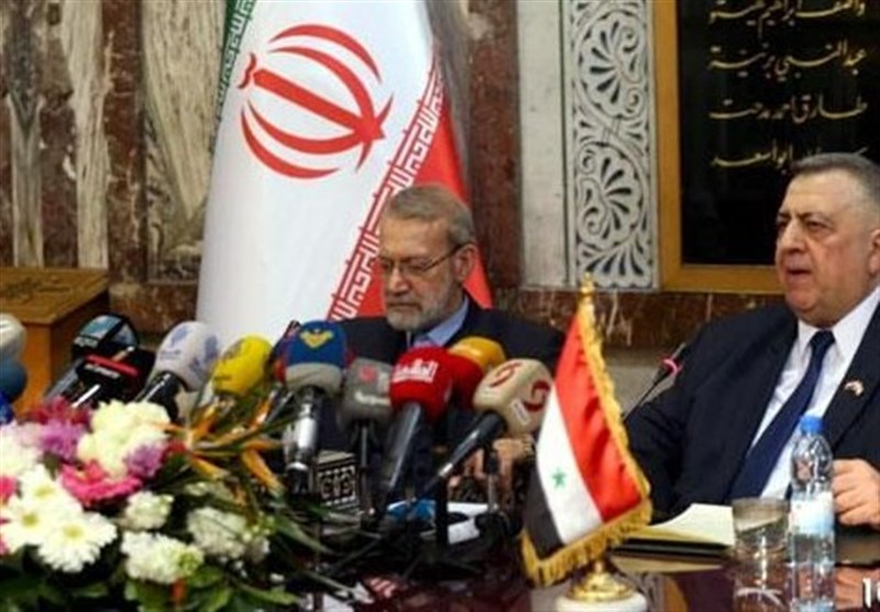 US behind Spread of Terrorism in Region: Iran's Larijani