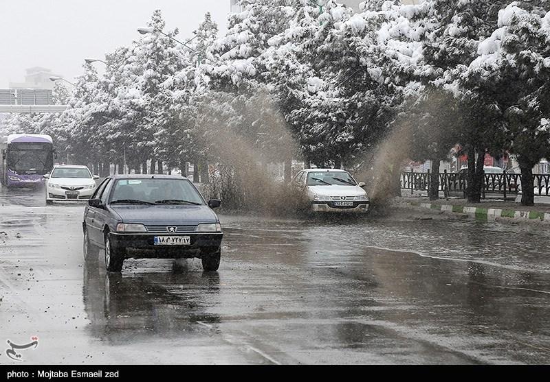 هواشناسی ایران 98/12/12| تداوم بارش برف و باران/ ورود سامانه بارشی از بعدازظهر جمعه به کشور