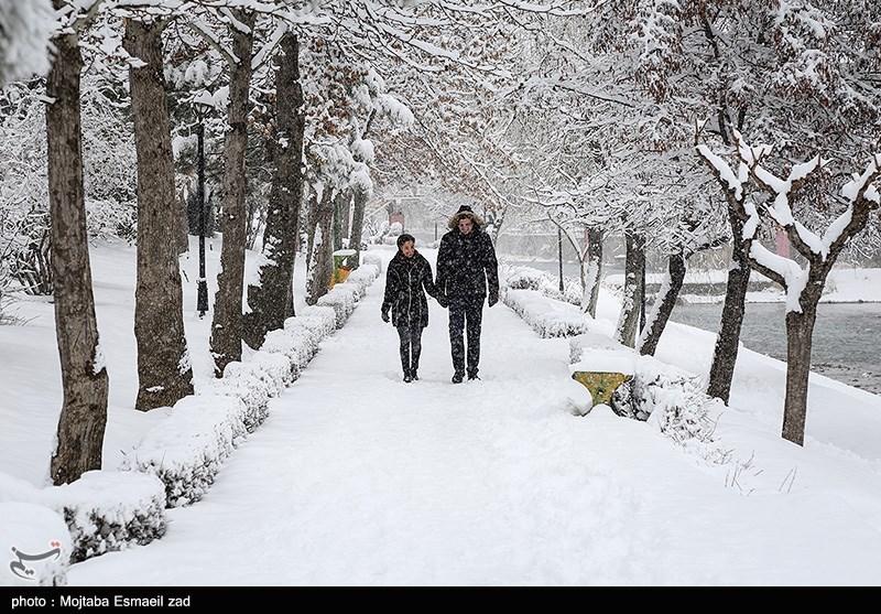 هواشناسی ایران 98/12/4|آغاز بارش برف و باران شدید در اکثر مناطق کشور/هشدار کاهش 15 درجهای دما