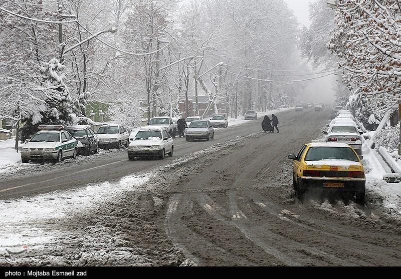 هواشناسی ایران 98/12/2|ورود سامانه بارشی جدید به کشور از دوشنبه
