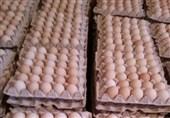 تخم مرغ در بازار همدان ارزان شد