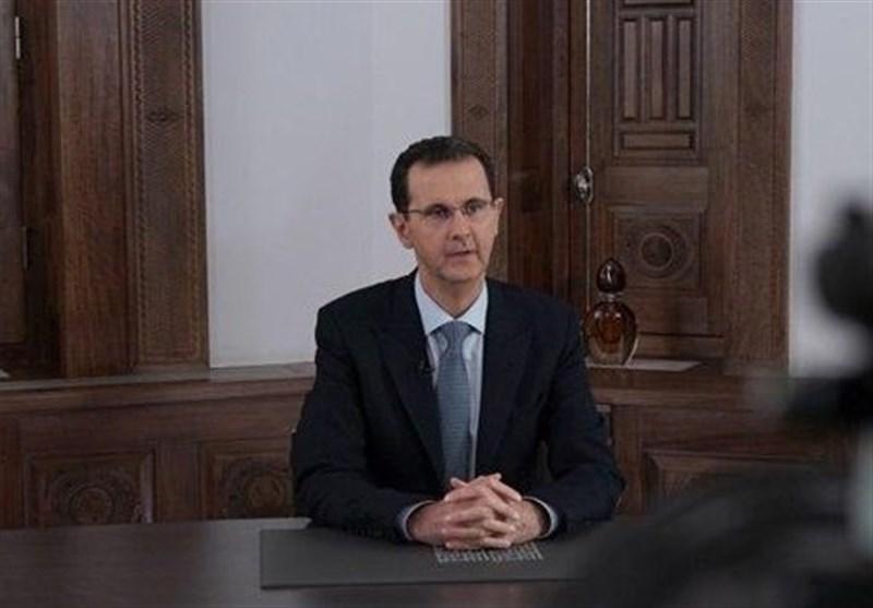 الأسد یهنئ الرئیس الإیرانی المنتخب إبراهیم رئیسی