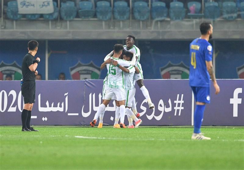 لیگ قهرمانان آسیا  اولین شکست استقلالِ مجیدی با لشکری نصف و نیمه/ الاهلی با خوششانسی جست!