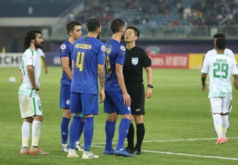 ACL Group A: Al Ahli Beats Esteghlal of Iran
