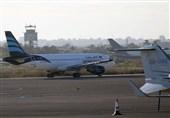 لیبی| بسته شدن فرودگاه «معیتیقه» در طرابلس