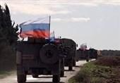 ازسرگیری گشتزنی مشترک روسیه و ترکیه در شمال سوریه