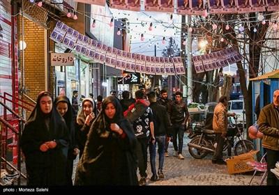 تبلیغات نامزدهای انتخابات مجلس در اصفهان