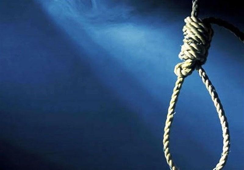 «مرد نقابدار» میانه امروز به دار مجازات آویخته شد