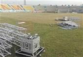 مرادی: کنسرت مشکلی برای چمن ورزشگاه تختی جم ایجاد نمیکند/ کاری به حاشیهسازیها ندارم!