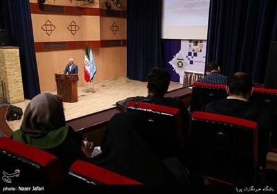 سخنرانی علی اصغر مونسان وزیر میراث فرهنگی، گردشگری و صنایع دستی در مراسم تجلیل از میراث بانان برگزیده