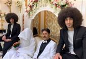 """واکنش هومن حاجیعبداللهی به عروسی """"رحمت""""/ نه تأیید میکنم نه تکذیب میکنم"""