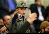 دیدارهزاران نفر از مردم آذربایجانشرقی با رهبر معظم انقلاب اسلامی