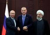 طهران تستضیف القمة الثلاثیة بین ایران وروسیا وترکیا اوائل مارس القادم