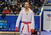 بهمن عسگری کرونا گرفت