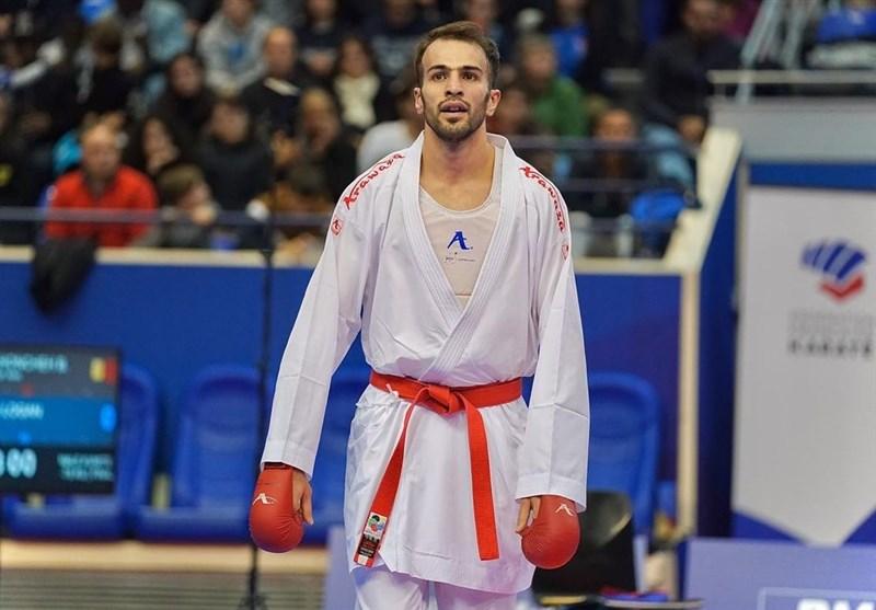 عسگری: خوشحالی کسب نخستین سهمیه المپیک تاریخ کاراته را در مسئولان ورزش ندیدم/ مسئولیتم سنگینتر شد