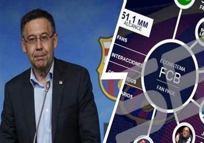 بارسلونا دستمزد بازیکنان و کارمندانش را کاهش میدهد