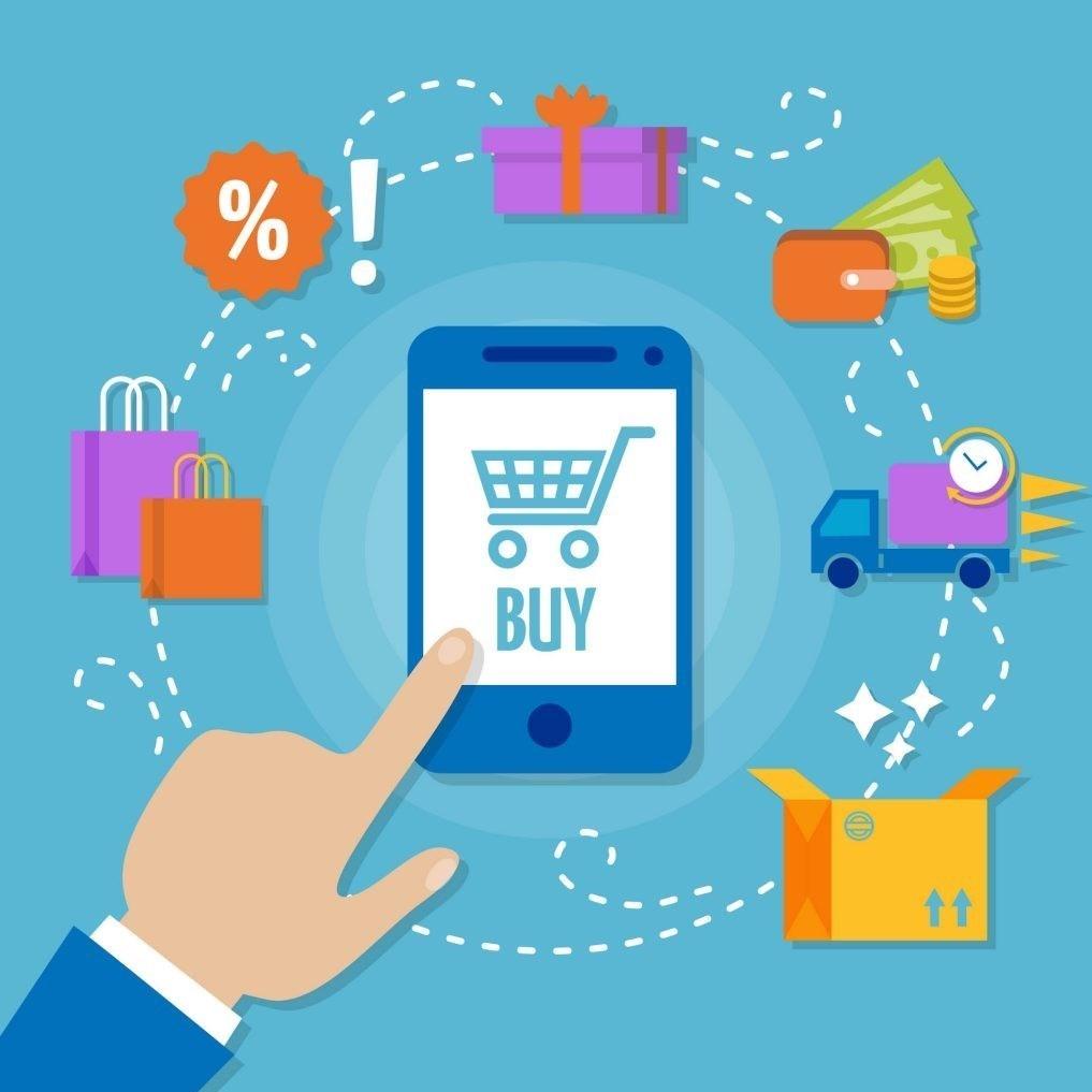 نقش فروشگاههای اینترنتی در تجارت الکترونیک
