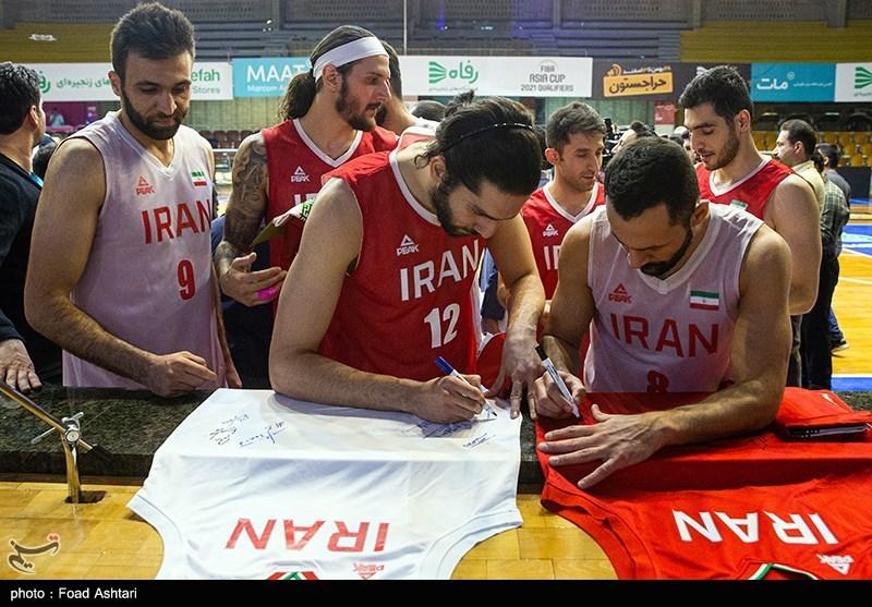 Iran basketball Has No Mercy on its Opponents: FIBA