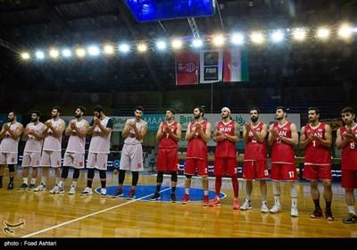 رونمایی از پیراهن جدید تیم ملی بسکتبال