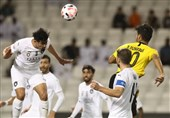 لیگ قهرمانان آسیا| جدال السد و سپاهان در نیمه اول برنده نداشت