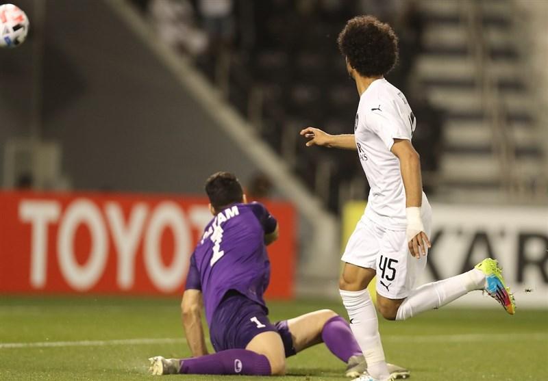 لیگ قهرمانان آسیا| سپاهان در آمار هم حرفی برای گفتن مقابل السد نداشت