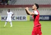 علیپور چهارمین بازیکن برتر هفته دوم لیگ قهرمانان آسیا