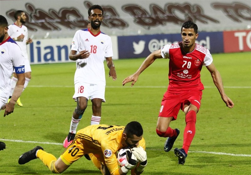 Sharjah S Coach Al Yassi Happy With Persepolis Draw Sports News Tasnim News Agency