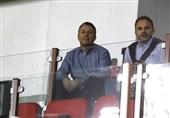 سرمربی تیم ملی این بار بازی پرسپولیس را تماشا کرد