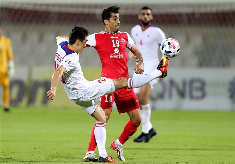 Group C Md2 Sharjah Persepolis Share The Spoils Sports News Tasnim News Agency