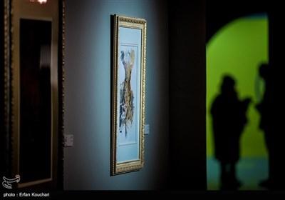 افتتاح نمایشگاه دوازدهمین جشنواره هنرهای تجسمی فجر