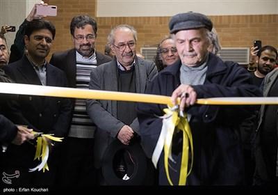 افتتاحیه جشنواره هنرهای تجسمی فجر به روایت تصویر