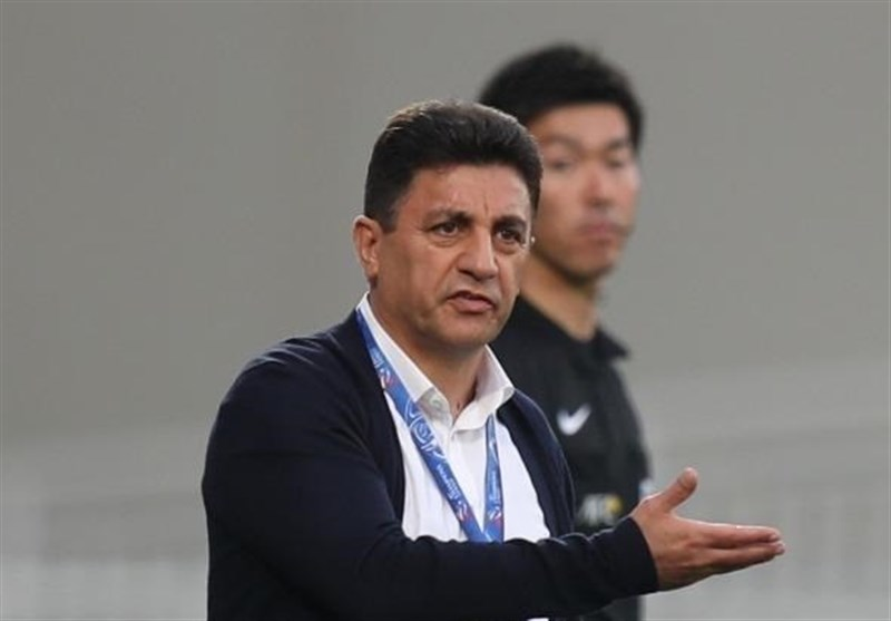 Sepahan Will Advance to ACL Knockout Stage: Amir Ghalenoei