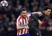 لیگ قهرمانان اروپا| اتلتیکومادرید، لیورپول را به زانو درآورد/ شکست امیدوارکننده پاریسنژرمن در دورتموند