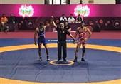 کشتی فرنگی قهرمانی آسیا| پنج نماینده ایران به مرحله نیمه نهایی راه یافتند