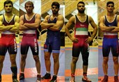 Iran Crowned Asian Greco-Roman Wrestling Champion