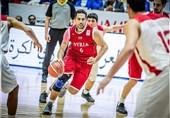 بسکتبال انتخابی کاپ آسیا  حریف ایران پس از حضور در تورنمنت اردن به تهران میآید