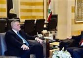 لبنان|دیدار دیاب با هماهنگکننده سازمان ملل