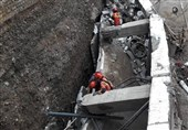 """تهران  نجات 2 کارگر محبوس شده در عمق چاه 20 متری با عملیات """"راپل"""" + فیلم و تصاویر"""